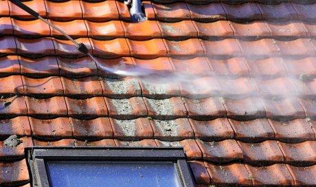 Entreprise pour le remplacement de tuiles cassées et le démoussage de toit Puy-en-Velay