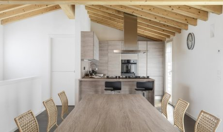 Entreprise pour l'installation de solive et cloisons en bois en intérieur Puy-en-Velay