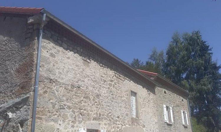 Rénovation de corps de ferme près de Saugues